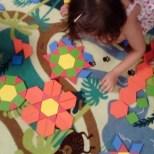 creating beautiful mandalas
