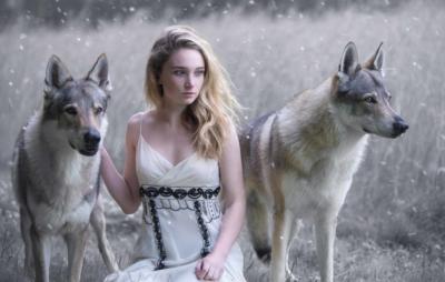 Snowwolves