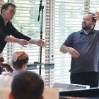 [Andris Nelsons and TMC Fellow