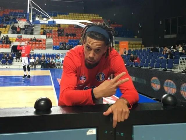 Daniel Hackett CSKA