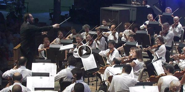 [Performance Video from Tanglewood]