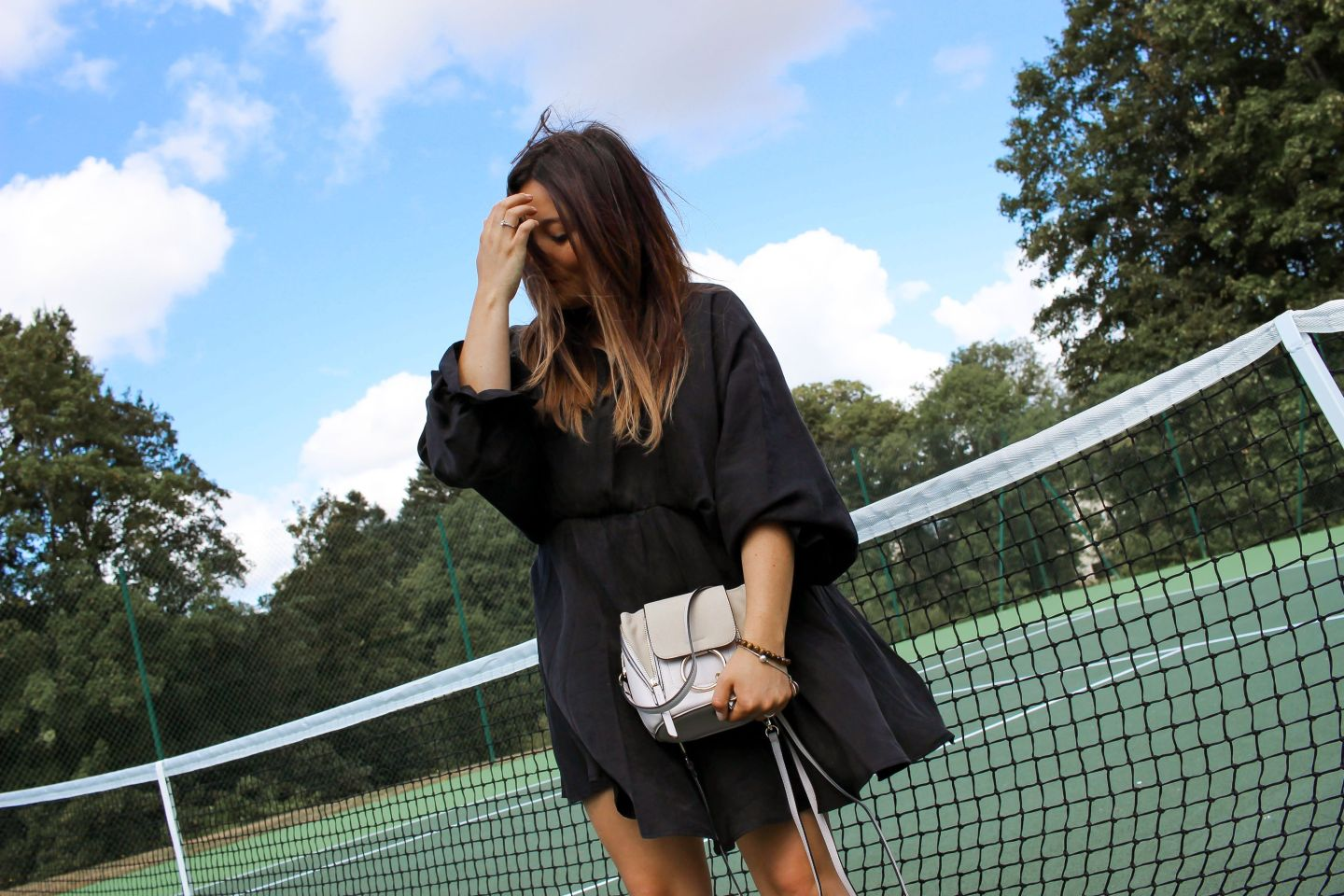 zara, robe noire, zadig & voltaire, blogger, fashion blogger, robe noire zara, nastygal, the green ananas, chloé, tendances modes, journaliste mode, bottines clous, mango, the perfect little black dress