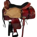 15 16 Arabian Western Saddle Snake Tooled Border Barrel Racing Show Tack Set Sporting Goods Saddles Romeinformation It