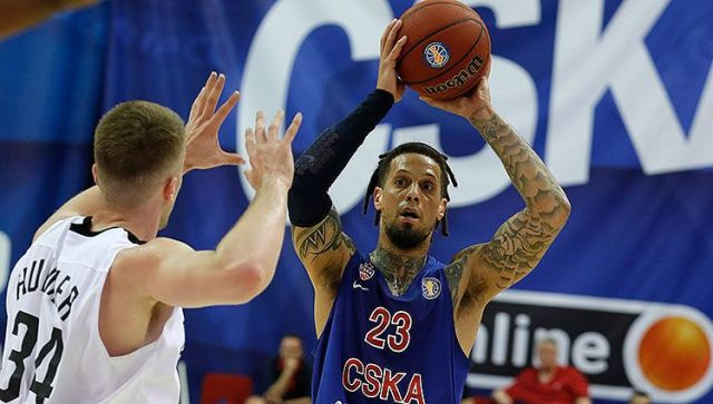 Daniel Hackett CSKA VTB League