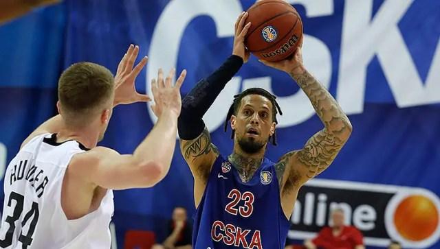 Daniel Hackett CSKA VTB League