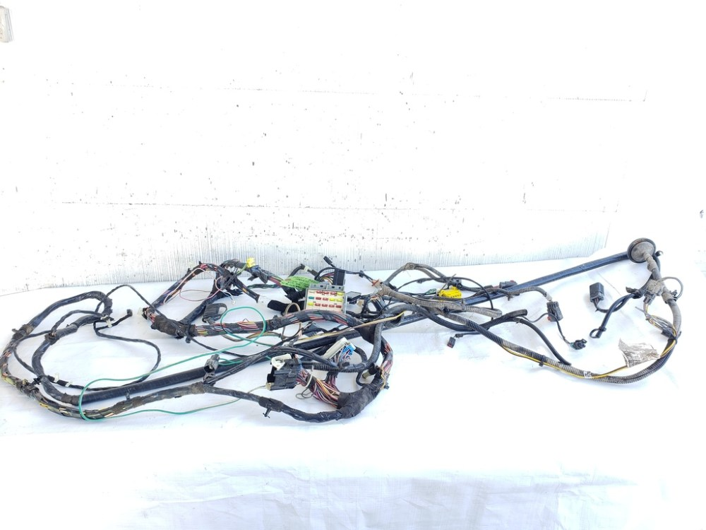 medium resolution of details about 2004 jeep wrangler tj unlimited dash harness hardtop body harness wires wiring