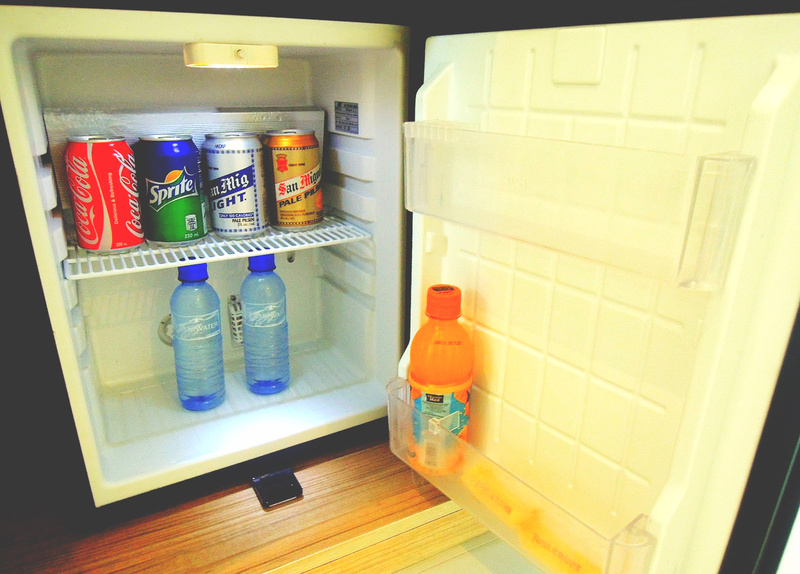 The personal fridge
