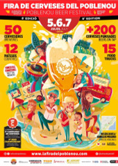 LA FIRA DE LA CERVEZA ARTESANA DEL POBLENOU – BEER FESTIVAL BARCELONA 2019