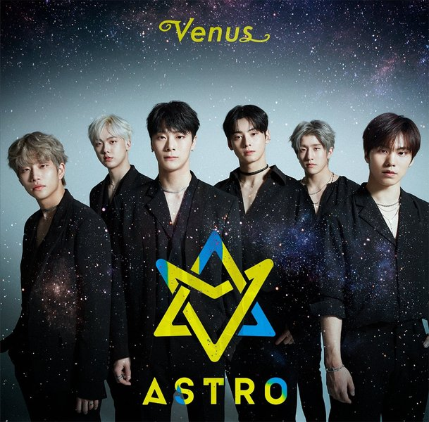 Download Album ASTRO  Venus Japanese MP3