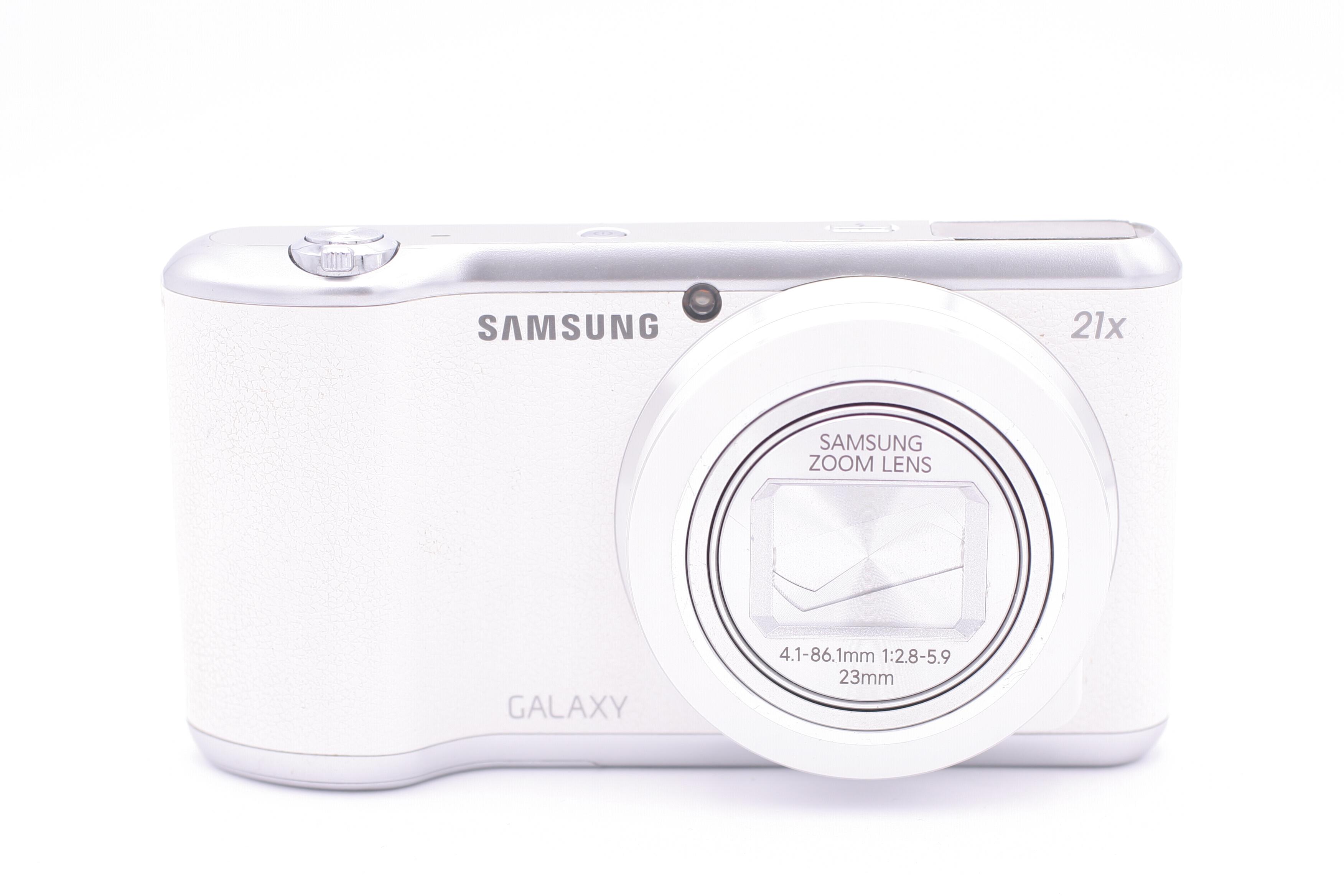 Samsung Galaxy Camera 2 Ek Gc200 16 3mp Digital Camera