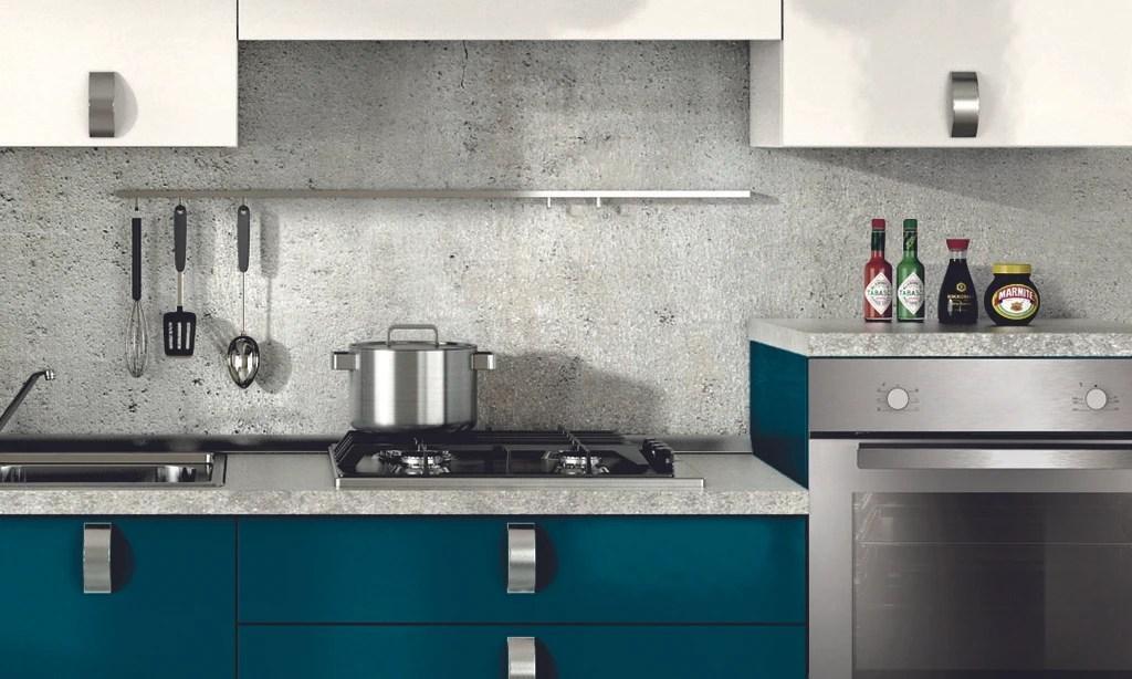 Cucina modello Elinor 18 composizioni di cucine moderne