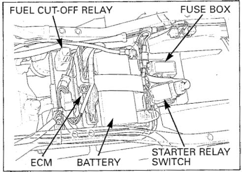 Honda Cbr 600 F2 Wiring Diagram : 31 Wiring Diagram Images