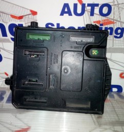 details about body computer fuse holders fuse box renault megane 3 clio mk4 code 284b19091r [ 1024 x 768 Pixel ]