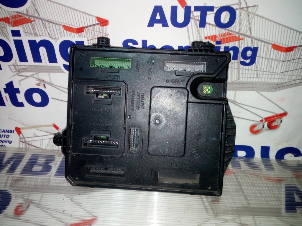 hight resolution of details about body computer fuse holders fuse box renault megane 3 clio mk4 code 284b19091r