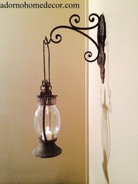 Vintage Candle Sconces