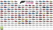 Forza Horizon 2 - Car Chart