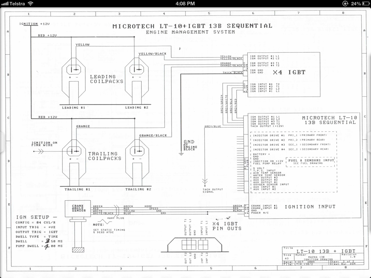 Ferguson Tractor Wiring Diagram On 12v Positive Ground Wiring Diagram
