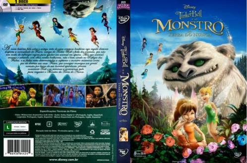 Tinker Bell e o Monstro da Terra do Nunca Torrent - BluRay Rip 720p | 1080p Dublado 5.1