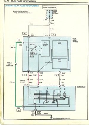 81 caballero wiper issue | GBodyForum  '78'88 General Motors AGBody Community  Chevrolet