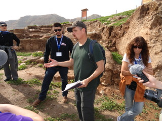 Joel Kramer and Archaeology: A 16-episode YouTube series