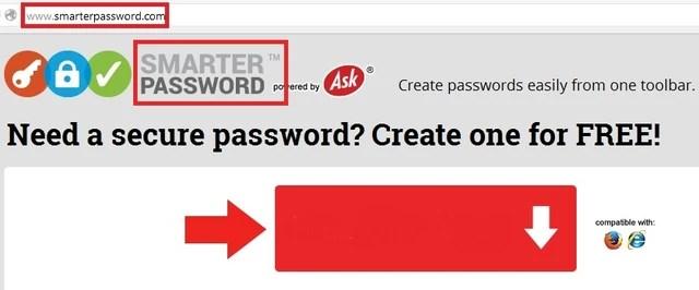 Annunci password Smarter