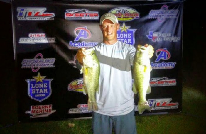 2nd and Big Bass - Grant Schnabel - 9.36 lbs - $155