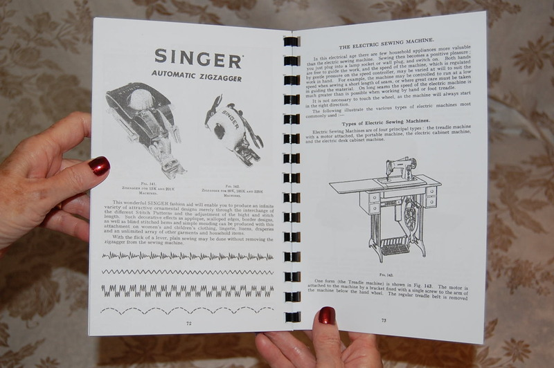 Oiling Diagram For The Singer Model 663