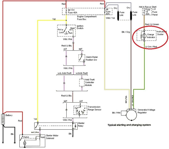 Lce Series Indicators And Lighting Wiring Diagram