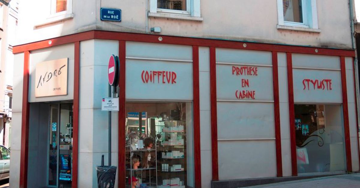 andre coiffure angers 1 avis