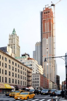 new bulding Woolworth