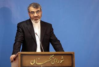 The Guardian Council Spokesman Abbas-Ali Kadkhodaei