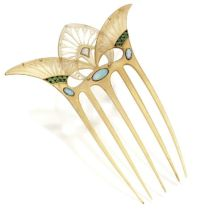 Georges Fouquet Hair Comb