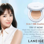 FREE Laneige BB Cushion 4g sample