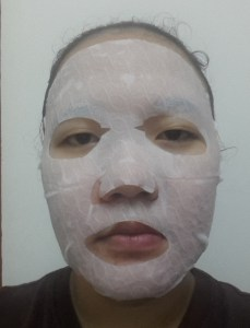 Bidanpo Mediental Botanic Garden Mask (Acaiberry) 3