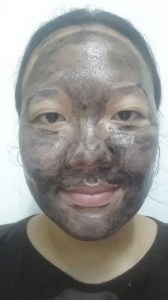 Coni Beauty Whitening Black Jelly Mask