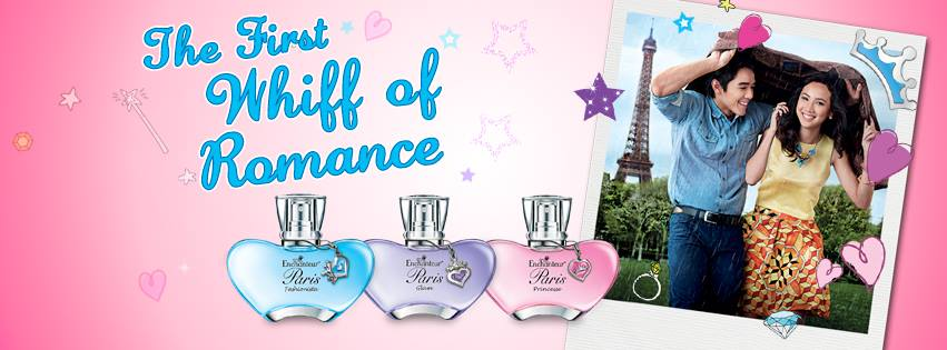 Enchateur Paris EDT