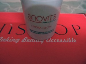 Snovits Hydra Glow Night Essense