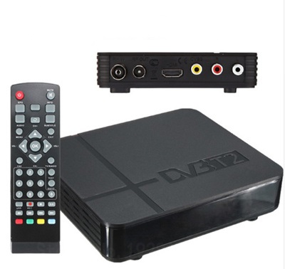 DVB-T2 Decoder Review