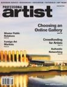 Professional Artist Magazine Subscription for prison inmates