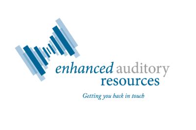 Enhanced Auditory Resources Logo