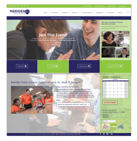 Meriden School District Home Page
