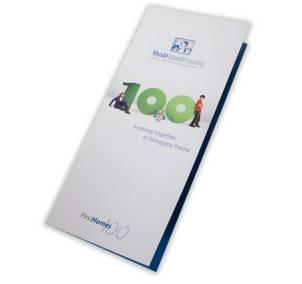 RIH 100 Campaign brochure cover