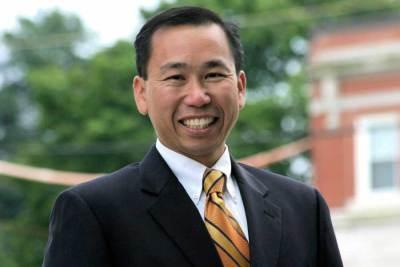 Mayor Fung photo