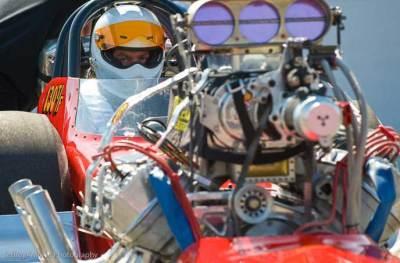 Drag racing photo