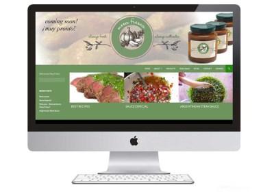 Mesa Fresca Website
