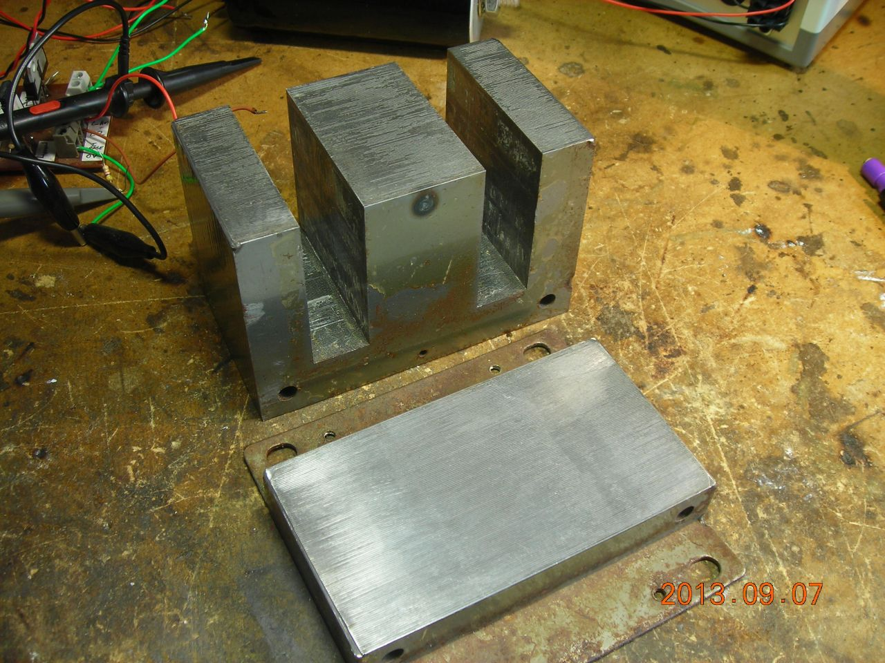 Transformer bobbin