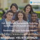 Score top-notch grades with assignment help service