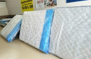 MATTRESSES ON SALE NOW 50-80% OFF RETAIL PRICES!