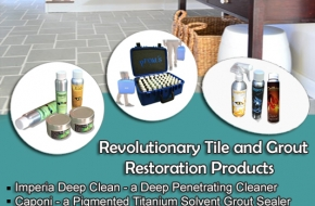 Tile and Grout Cleaners and Sealers | Floor Restoration Products