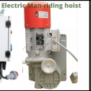 Man Riding Hoist | Traction Hoist | Man-Riding Winch | LTD-P Series Man Riding Hoist